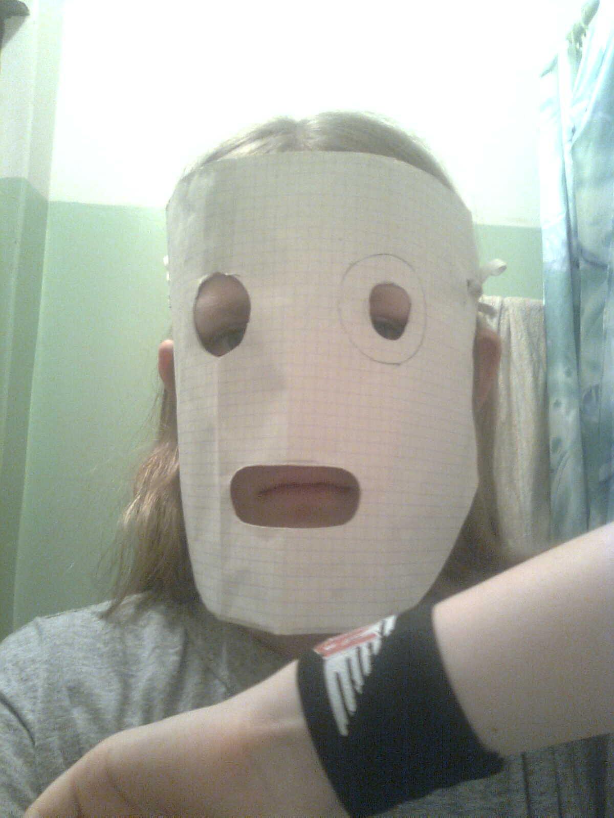 фото маски слипкнот